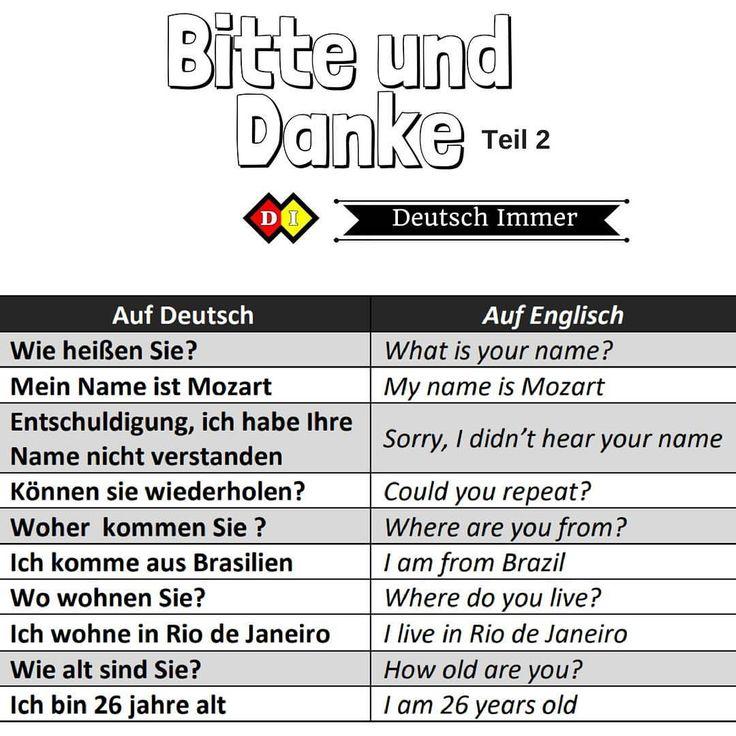 445 besten Englisch Bilder auf Pinterest | Deutsch lernen, Sprachen ...
