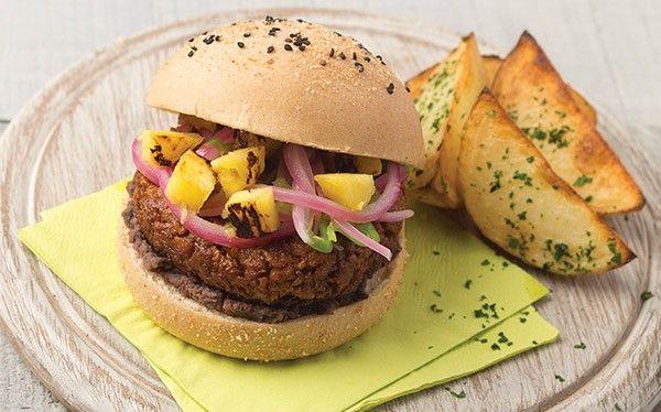 hamburguesa-de-soya-al-pastor-y-piña