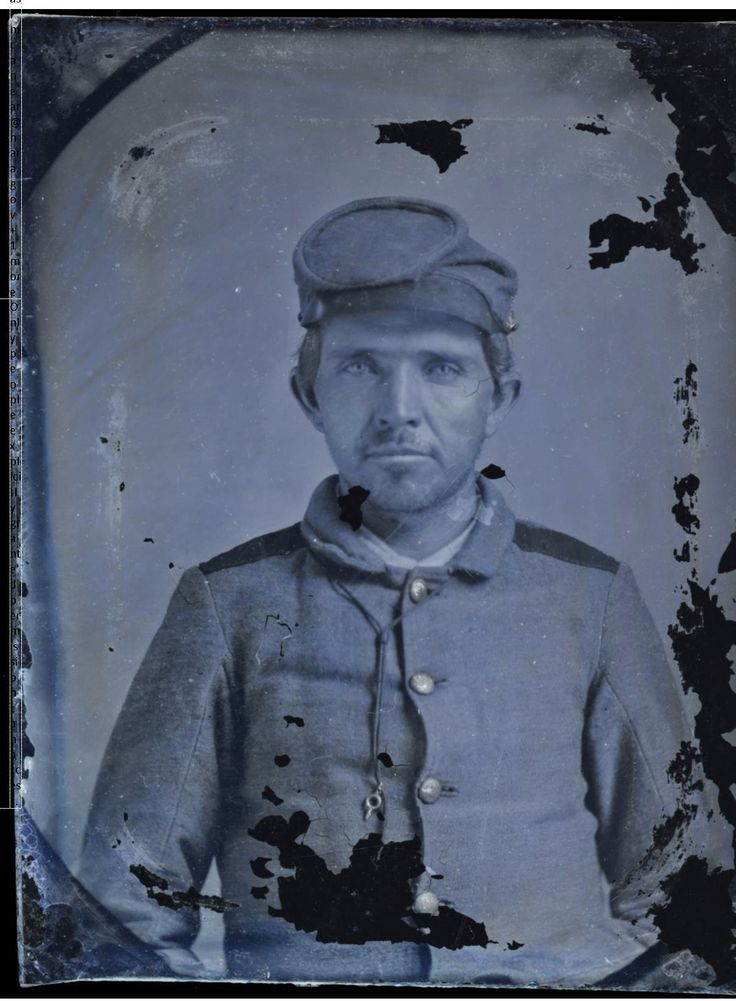 Francis Ostwalt (Co. E) 11th NC was captured in Pickett's Charge
