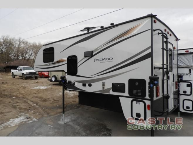 New 2019 Palomino Backpack Edition Hs 8801 Truck Camper At Castle