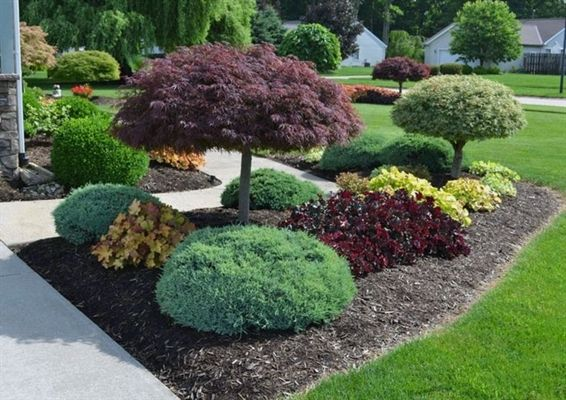 15 Mind Blowing Backyard Landscape Ideas Bees And Roses Landscape Design Landscaping Tips Backyard Landscaping