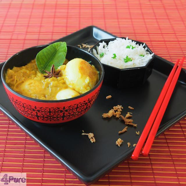 A great eggs and hot sauce recipe: full flavor, where your nose continuously smells great spices, and a meal flavored as usual in the Oriental.