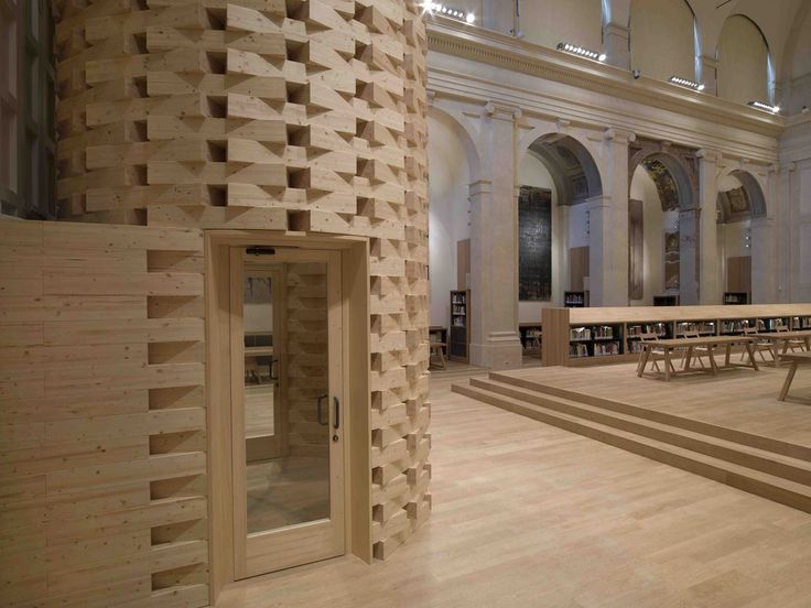 The Carisbo Foundation Library In The Church Of S.Giorgio In Poggiale Of Bologna -   PROGETTO E DIREZIONE DEI LAVORI di restauro: arch. Francisco Giordano