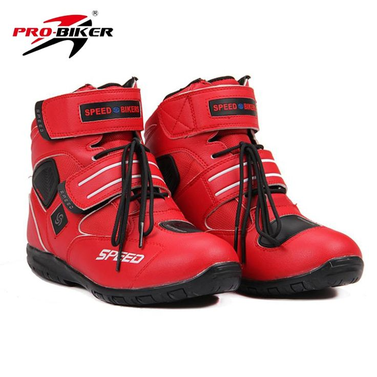 51.68$  Watch now - http://ali44y.worldwells.pw/go.php?t=32689851723 - RPO-BIKER SPEED 2016 New Microfiber Leather Motorcycle Boots Moto Motocross Racing Motorbike Boots Riding Shoes 51.68$