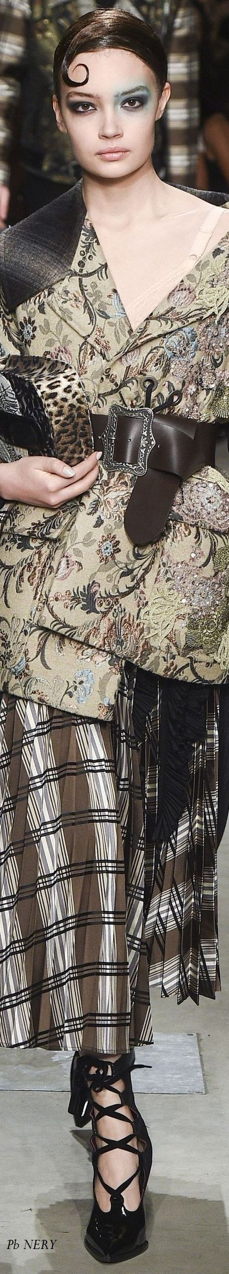 Antonio Marras Fall 2017 RTW