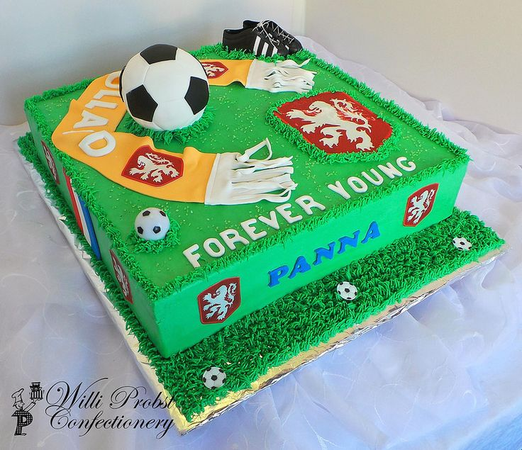 63 best Willi Probst Bakery Sport themed cakes images on