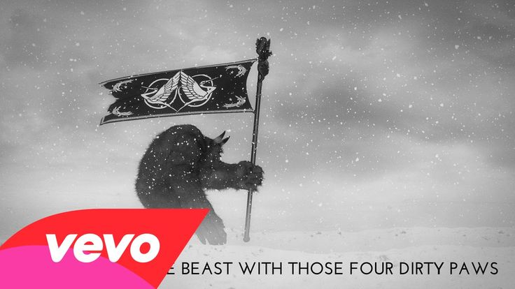 "Of Monsters And Men - ""Dirty Paws"" Official Lyric Video"