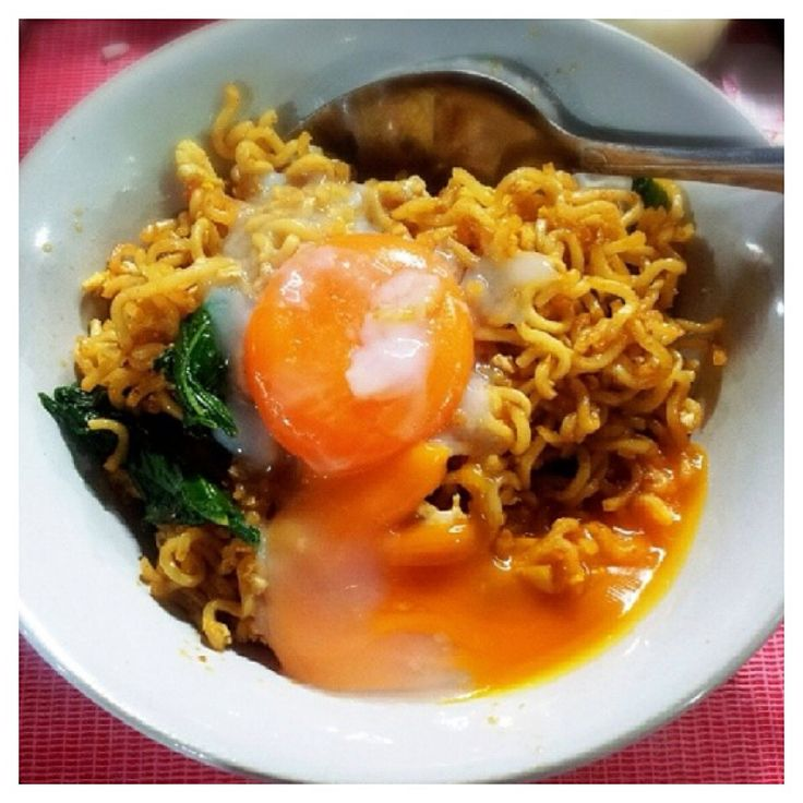 Spicy Indomie