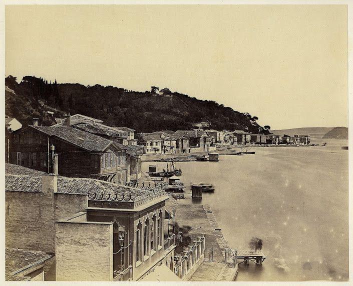 Büyükdere - 1854 - Robertson