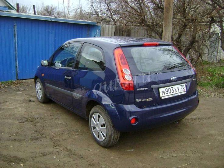 дизельки: Продажа Ford Fiesta Mk5 1.4d MT (68 л.с.) в Волгог...