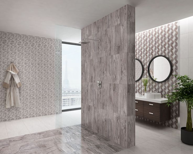 Dört farklı renk alternatifi ve her beğeniye uygun dekor tasarımlarını bu seramikte bir arada bulabilirsiniz. Nepal dokusunda gizli kültürü ve mütevaziliğini, doğanın azamet ve ihtişamından ilham alıyor. Barok floral desenleri naif dalgalanmalarla süslüyor. #seranova #seramik #yer #duvar #karo #banyo #dekorasyonu #bathroom #nepal #evdekorasyonu #homedecor