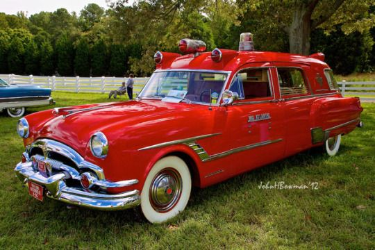 1953 Henney-Packard Ambulance | Classic Cars & Trucks