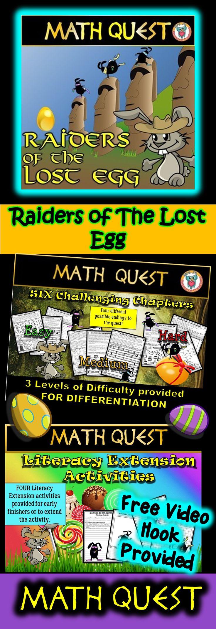 The 3206 best Easter Math Ideas images on Pinterest   Kindergarten ...