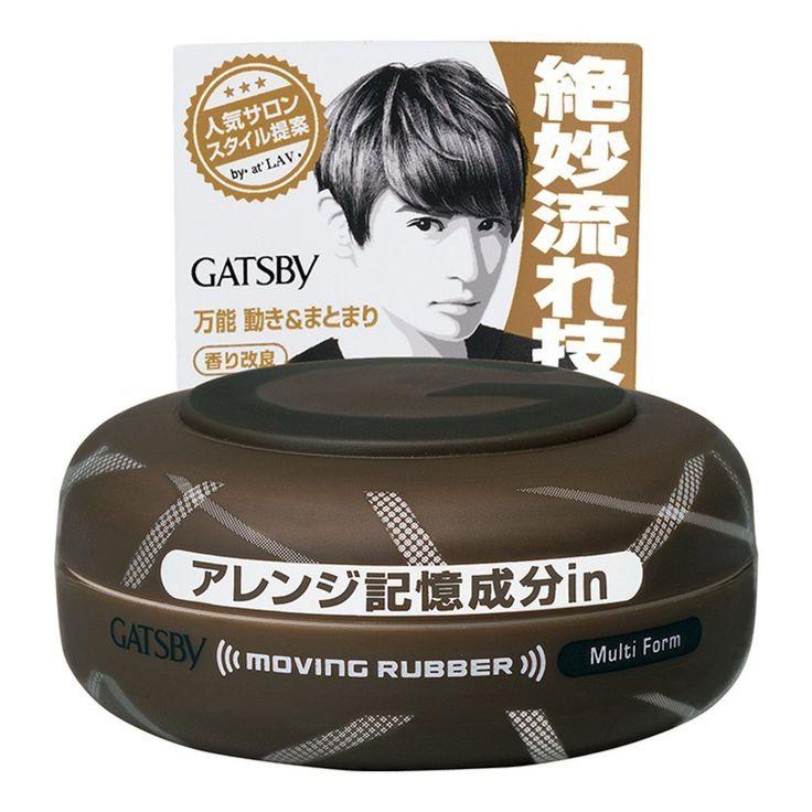 Mandom Gatsby Moving Rubber Hair Wax Multi Form 80g