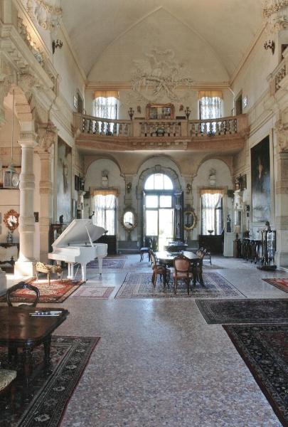 Villa Rezzonico Borella, Bassano Del Grappa, Veneto, Italia