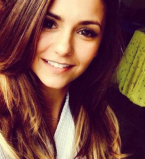Nina Dobrev❤️ #Queen