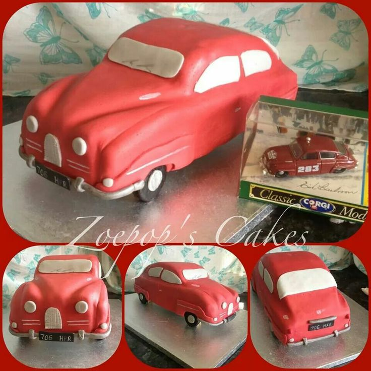 Best Car Cakes Images On Pinterest Car Cakes Cake Ideas And