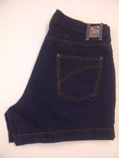 loco mens denim shorts