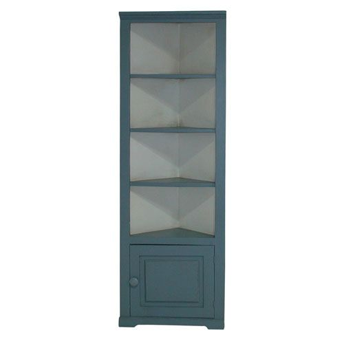 Newport Cottage Corner Cabinet From PoshTots #PoshTotsNursery