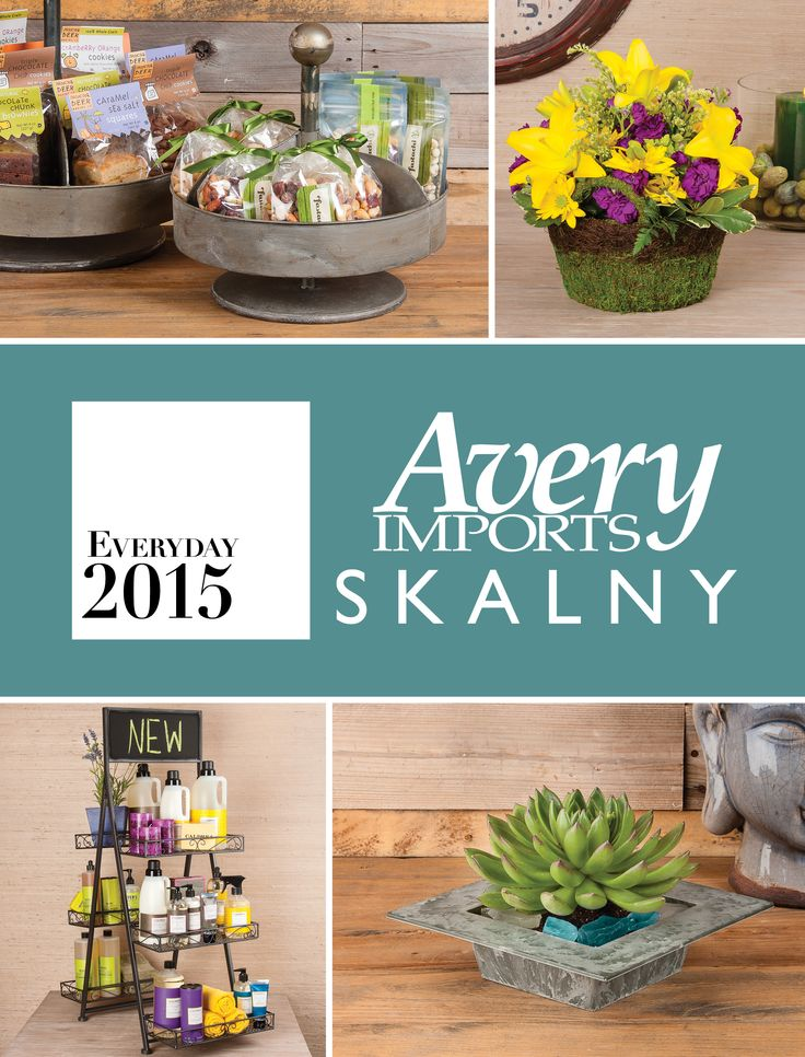 Amazing Home Decor Imports Wholesale Part - 3: Shop Wholesale Floral/garden Supplies And Home Decor Items From Avery  Imports And Skalny In