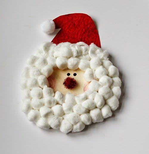 Φτιάχνουμε τον Άγιο Βασίλη, τον τάρανδο και έναν χιονάνθρωπο χρησιμοποιώντας χάρτινα πιάτα. Ένα εύκολο tutorial για δημιουργικές κατασκε...