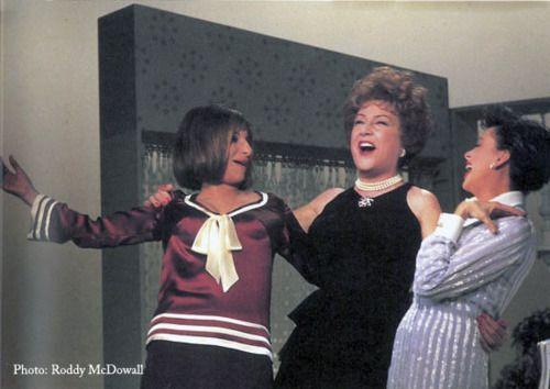 The Judy Garland Show, 1963. Streisand, Merman and Garland
