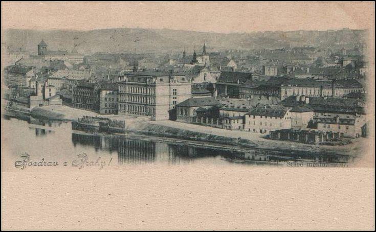 Praha - Josefov