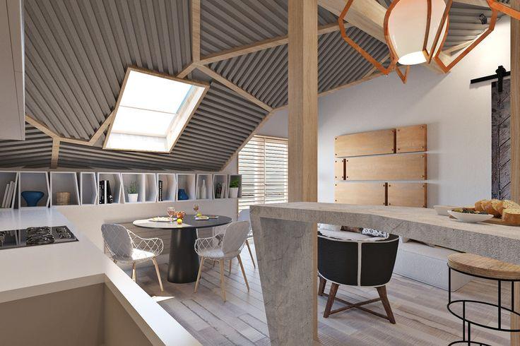 Küçük Apartman Daireleri İçin Dekorasyon Fikirleri | elitstil.com