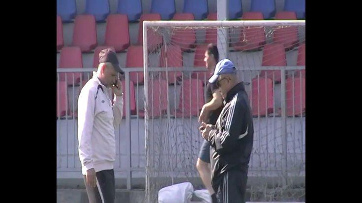 Мой ФУТБОЛ Тренировка на стадионе ЛОКОМОТИВ