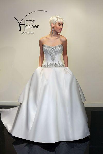 Victor Harper Couture Colección 2015 - Novias