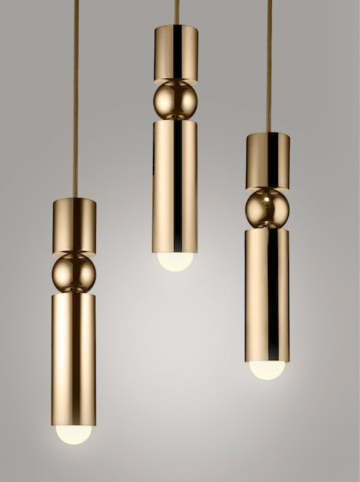 Fulcrum Lights Brass | #LeeBroom