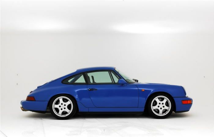 964 RS Lightweight. Phenomenal. Sold it 2 years ago; now they are fetching big money for a really good one. Some memorable road trips including a bit of a run-in with the French Gendarmes...