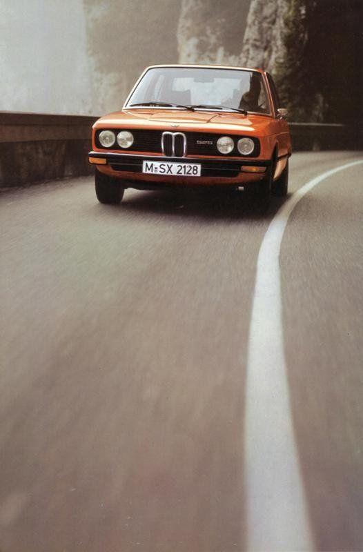 BMW 525-528 / 1975