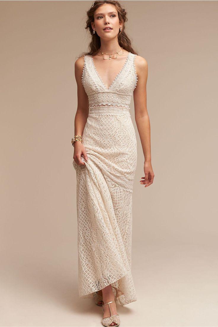 BHLDN Kiely Gown in  Bride Wedding Dresses | BHLDN