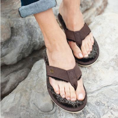 Really like these flip flops.