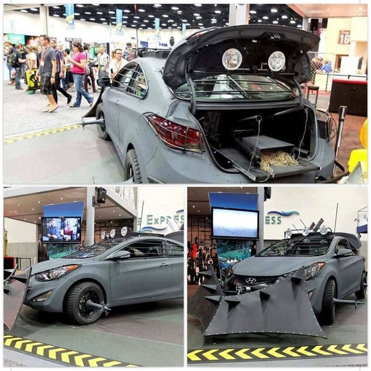 Hyundai Elantra armored for Egyptian streets for highest