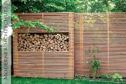 Geniesser-Garten : Sichtschutz im Garten - Teil 2