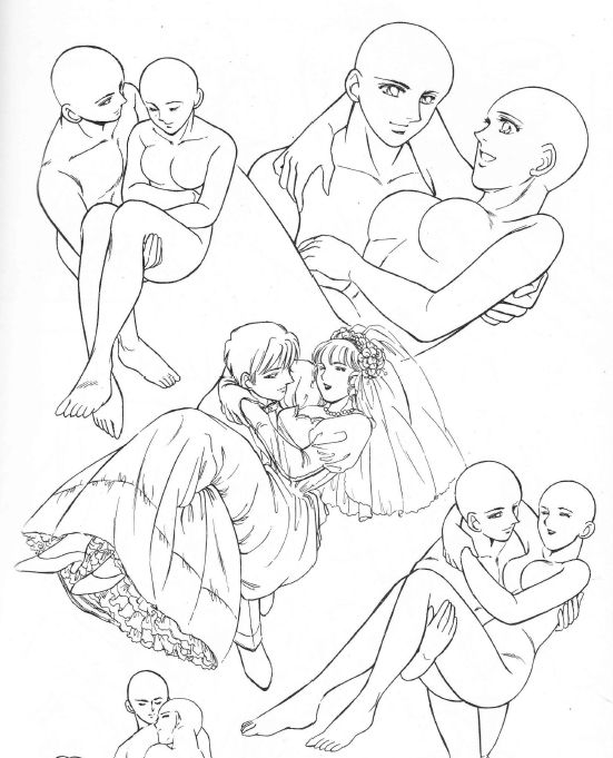 How to Draw Manga Vol. 28 Couples 24