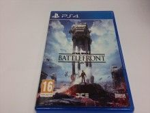 PS4 Game, Star Wars, Battle Front