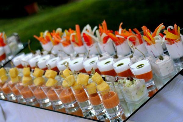 finger food matrimonio - Cerca con Google