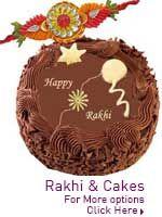 Rakhi and cake delivery  http://www.lovenwishes.com/rakhicake.htm