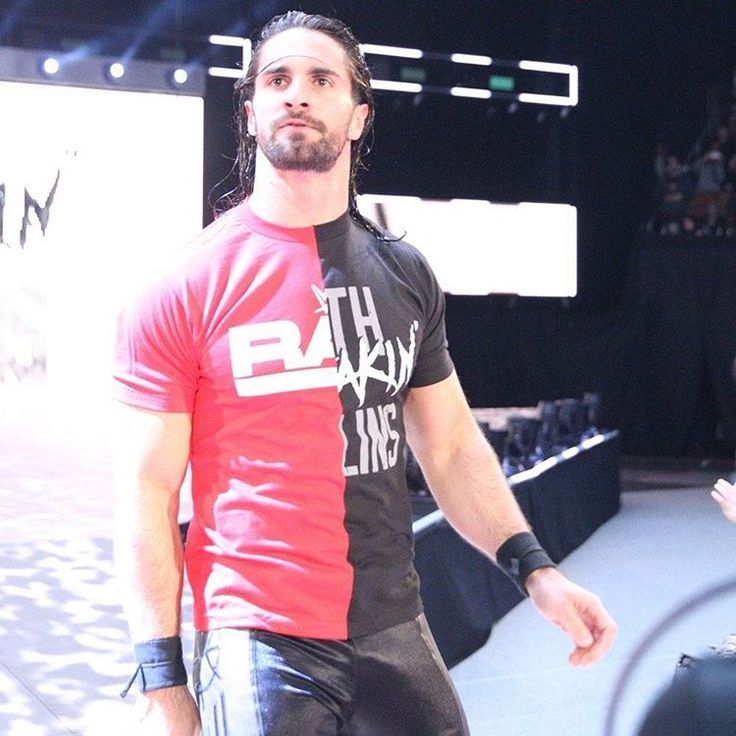 Seth Rollins at Survivor Series 2016 Team Raw VS Team SDLive