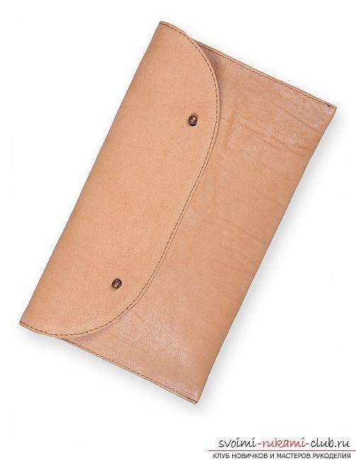 Как своими руками сшить модный и красивый клатч. Удобная сумочка шьется по выкройке достаточно быстро и легко. Материал выбирается самостоятельно мастерицей