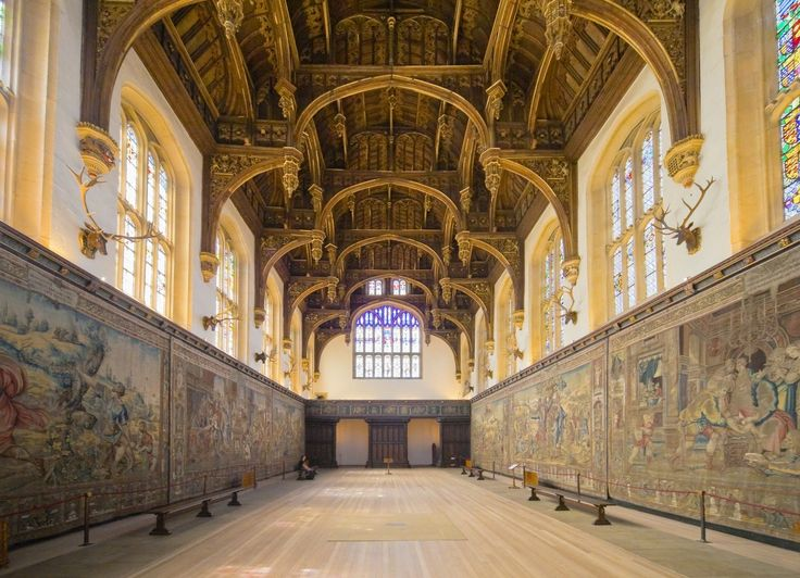 Hampton Court Palace, Molesey - ELLEDecor.com