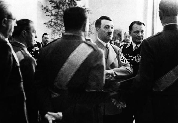 hitler in his mind Personal freedom disappeared in nazi germany when hitler was appointed chancellor on january 30th 1933, it was at the head of a coalition government it was very clear in his mind that it would not remain this way for long.