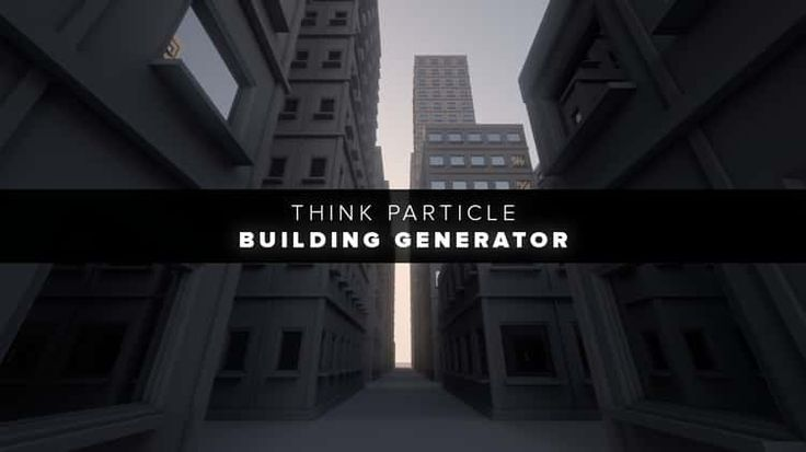 Making 3D Buildings in 15 minutes using the TP Building Generator