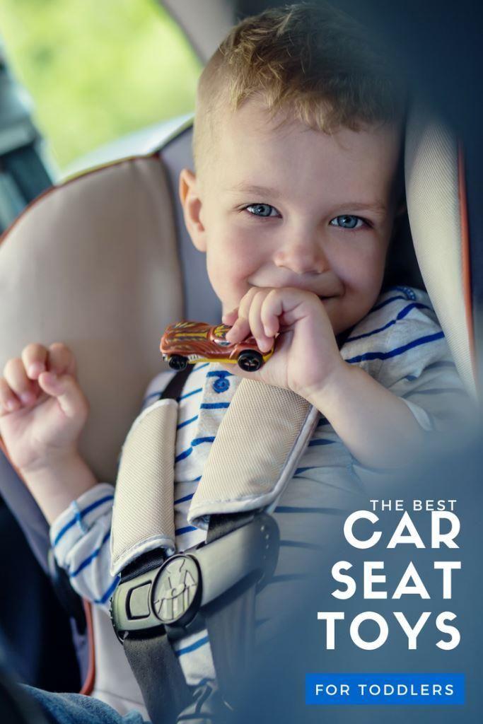 8 Fun Toddler Car Seat Toys