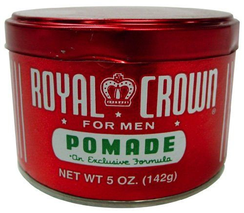 ROYAL CROWN For Men Pomade An Exclusive Formula 5oz/142g ** See this great image @