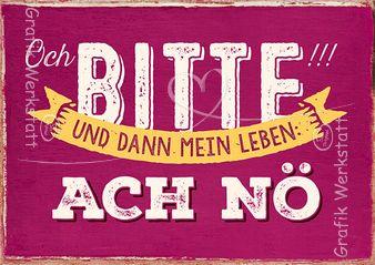 Bitte!!! - Postkarten - Grafik Werkstatt Bielefeld