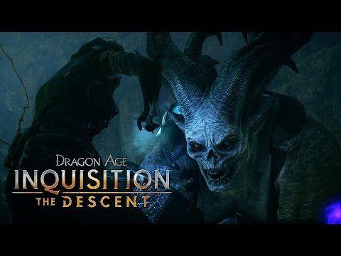 AUGUST 11!, 2015!!! WOOT! DLC for dragon age inquisition!! Inquisitor iron bull Dorian Cassandra darkspawn Dorian , nerd   (ʘ‿ʘ✿)